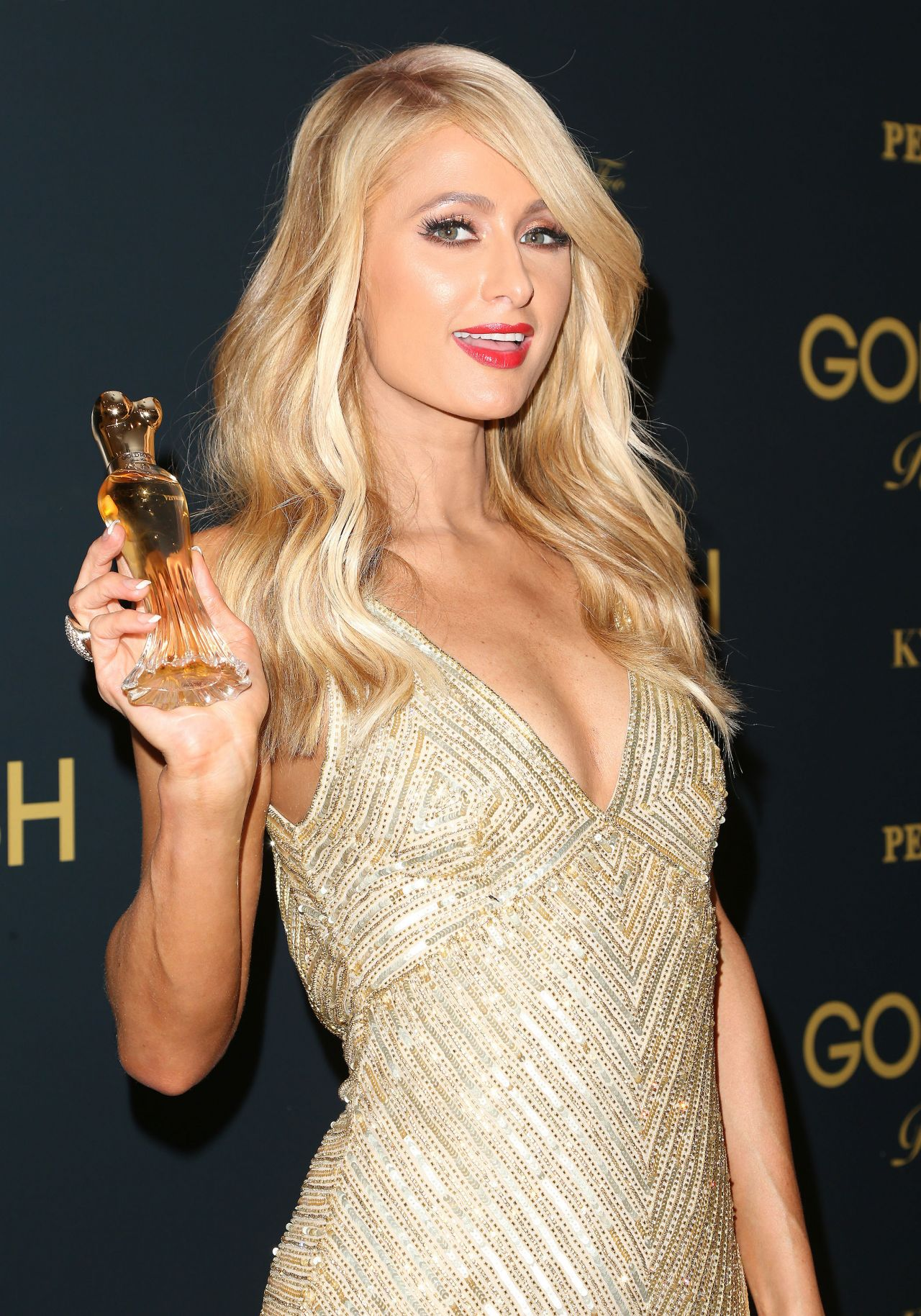 Paris Hilton - 'Gold Rush' Fragrance Launch in New York City, June ... Paris Hilton