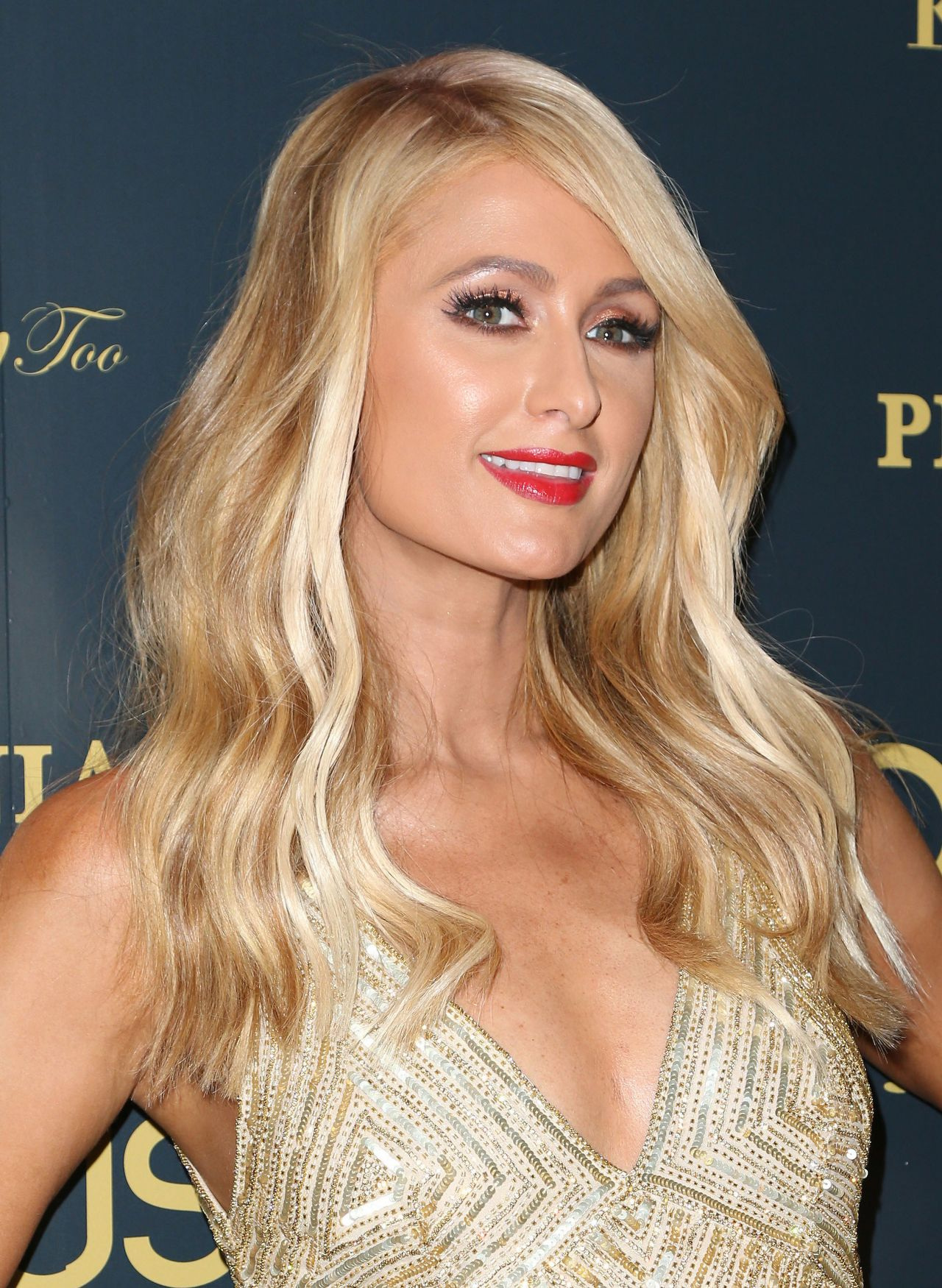 Paris Hilton - 'Gold Rush' Fragrance Launch in New York ...