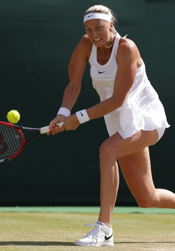 Petra Kvitova – Wimbledon Tennis Championships in London – 3rd Round
