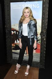 Peyton List – Call It Spring Hosts Private Event in Los Angeles, July 2016