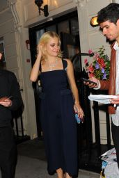 Pixie Lott Night Out - London 7/18/2016