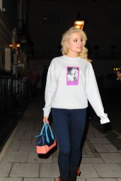 Pixie Lott - The Haymarket Theatre in London 7/12/2016