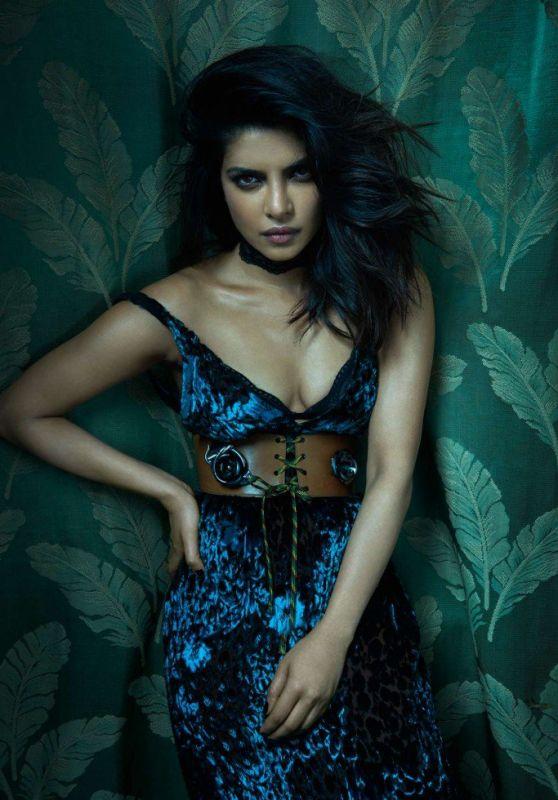 Priyanka Chopra - Flaunt Magazine