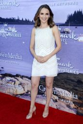 Rachael Leigh Cook – Hallmark Movies and Mysteries Summer 2016 TCA Press Tour in Beverly Hills 7/27/2016