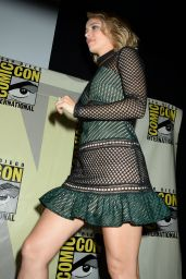 Rachel McAdams - Doctor Strange Press Panel at Comic Con in San Diego 7/23/2016