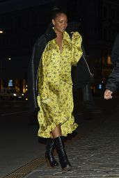 Rihanna Style Inspiration - Out in Stockholm, Sweden 7/5/2016