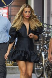 Rita Ora Classy Fashion - New York City 7/24/2016