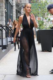 Rita Ora - Filming America