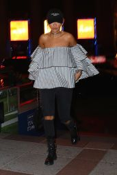 Rita Ora Night Out Style - NYC, July 2016
