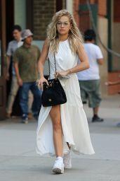 Rita Ora Style - New York, 7/18/2016