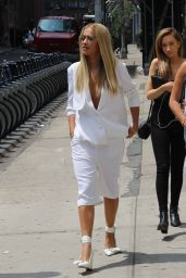 Rita Ora Summer Street Style - Out in New York, July 2016