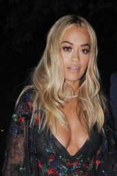 Rita Ora - The Serpentine Summer Party in London, July 2016