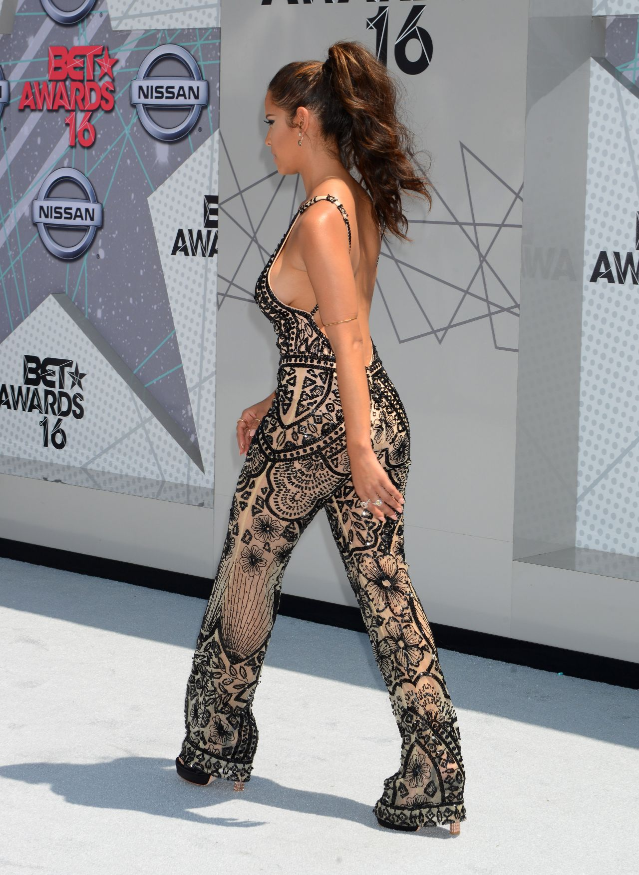 Rocsi Diaz 2016 Bet Awards At Microsoft Theater In Los
