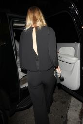 Rosie Huntington-Whiteley Night Out Style - at The Nice Guy in West Hollywood 7/1/2016