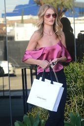 Rosie Huntington-Whiteley - Out in West Hollywood 7/12/2016