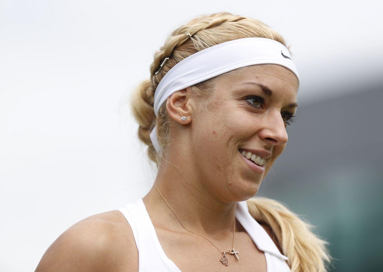 Sabine Lisicki – Wimbledon Tennis Championships in London ...