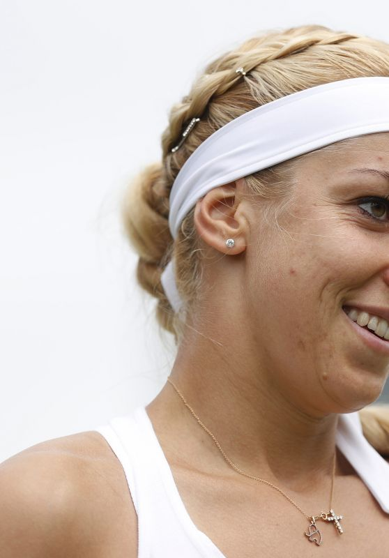 Sabine Lisicki – Wimbledon Tennis Championships in London 2nd Round 6/30/2016