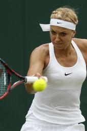 Sabine Lisicki – Wimbledon Tennis Championships in London 2nd Round 6/30/2016