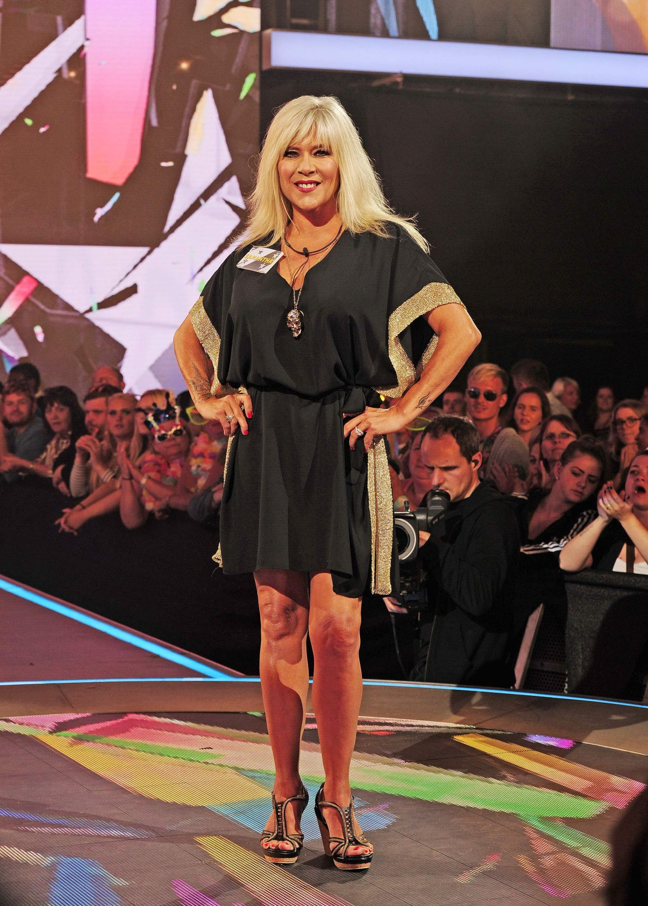Celebrity big brother michelle