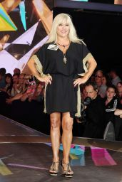 Samantha Fox - Celebrity Big Brother Lauch in Hertfordshire 7/28/2016