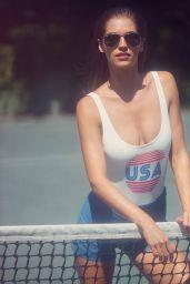 Samantha Gradoville - Solid & Striped Swimwear Photoshoot 2016