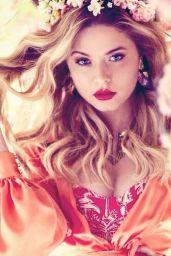 Sasha Pieterse - Seventeen Magazine Latin America August 2016