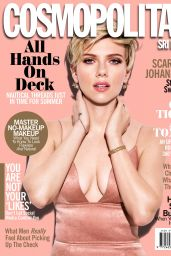 Scarlett Johansson - Cosmopolitan Magazine Sri Lanka July 2016 Issue