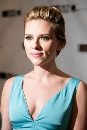 Scarlett Johansson - Gene Siskel Film Center 2016 Renaissance Award