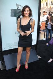 Scout Taylor Compton – 'Lights Out' Premiere in Los Angeles, CA 7/19/2016