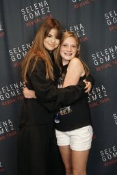 Selena Gomez - Meet & Greet at the Revival World Tour at The Xcel Energy Center in Minneapolis, Minnesota 6/28/2016