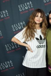 Selena Gomez - Meet & Greet at the Valley View Casino Center in San Diego, CA, July 2016