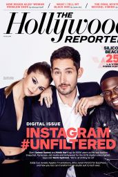 Selena Gomez - The Hollywood Reporter July 2016 Cover and Photo