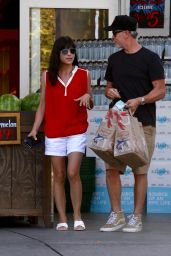 Selma Blair - Grocery Shopping in Beverly Hills, July 2016