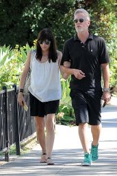 Selma Blair - Out in West Hollywood 7/19/2016