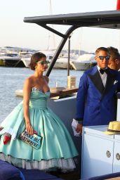 Shermine Shahrivar – Leonardo DiCaprio Foundation Gala in St. Tropez, France7/20/2016