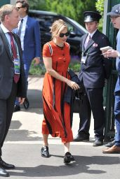 Sienna Miller - Arriving for The Championships in Wimbledon in London 7/5/2016