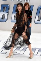 Sofia Boutella – 'Star Trek: Beyond' Premiere in London, UK 7/12/2016