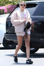 Sofia Richie - Out for Lunch at Fred Segal in West Hollywood 6/30/2016
