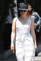 Sophia Bush - Out in West Hollywood 7/1/2016
