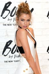 Stella Maxwell – Launch of the 'Body By Victoria The Easy Collection' – Victoria's Secret Soho Store in NYC 7/26/2016