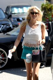 Stephanie Pratt - Out in Beverly Hills, June 2016