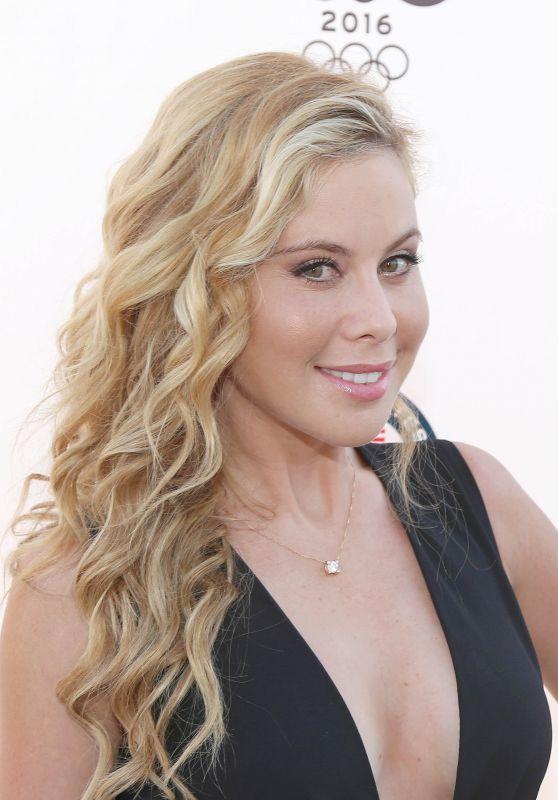 Tara Lipinski – NBC Olympic Social Opening Ceremony in Santa Monica 07/26/2016