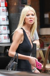 Tara Reid Urban Style - New York City 7/16/2016