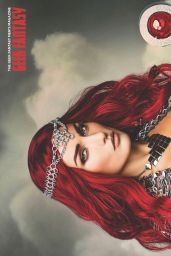 Tatiana DeKhtyar - Geek Fantasy Magazine May-July 2016