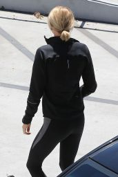 Taylor Swift at a Gym in Hollywood, CA 07/27/2016