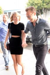Taylor Swift at the Hillstone Restaurant in Santa Monica 7/27/2016