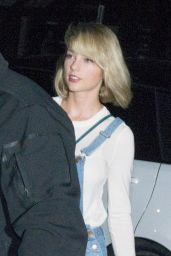 Taylor Swift in Australia 7/14/2016