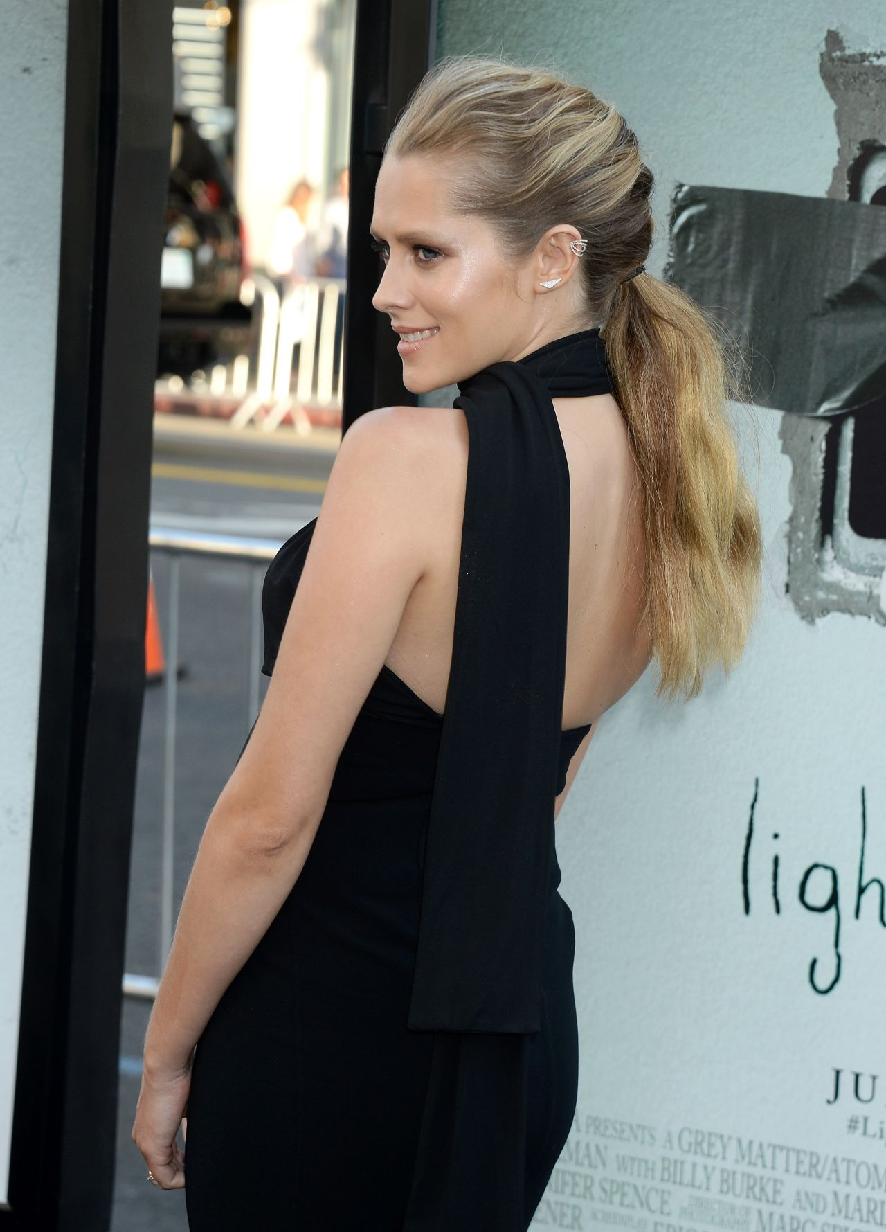 Teresa Palmer Lights Out Premiere In Los Angeles Ca 7