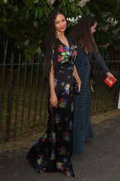 Thandie Newton Inspiring Style – The Serpentine Summer Party in London 7/6/2016