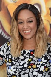 Tia Mowry – 'Ice Age Collision Course' Premiere in Los Angeles, CA 7/16/2016